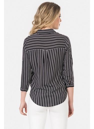 Çizgili Gömlek-İroni